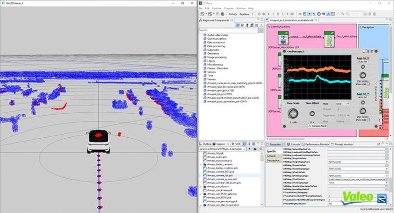 Valeo-Drive4U-Locate-screenshot